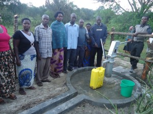 The Water Project : uganda6057-73-water-user-committee