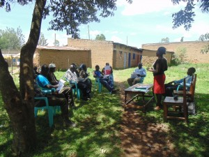 The Water Project : kenya4264-14-good-and-bad-hygiene-behaviours-discussion