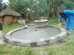 The Water Project : kenya4264-22-lutaso-market-pad-construction