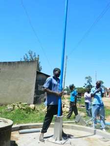 The Water Project : kenya4264-34-pipe-installation