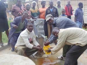 The Water Project : kenya4264-41-lutaso-market-handing-over