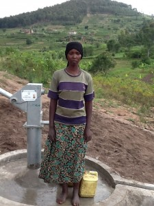 The Water Project : rwanda3083-07-interviewed-person