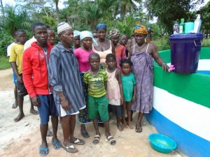 The Water Project : sierraleone5054-03-hand-washing-materials
