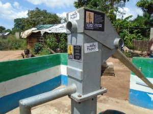 The Water Project : sierraleone5056-05-plaque-on-pump