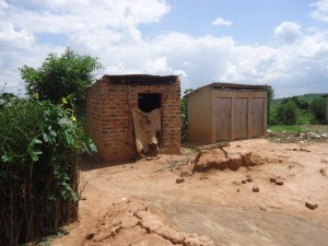 The Water Project : uganda6058-01-latrine-situation-still-wnting
