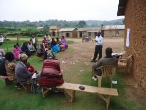 The Water Project : uganda6058-13-sanitation-sensitization