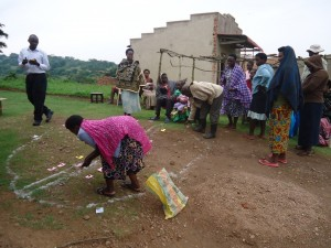 The Water Project : uganda6058-16-community-mapping