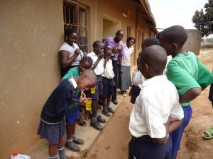 The Water Project : uganda6060-08-hygiene-demo