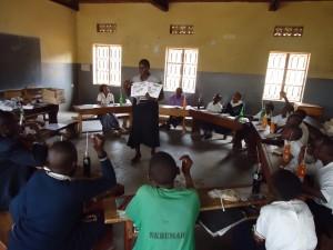 The Water Project : uganda6060-10-sanitation-training