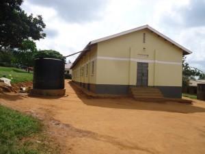 The Water Project : uganda6060-18-clean-school-dormitory