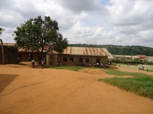 The Water Project : uganda6060-19-clean-school-componud