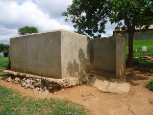The Water Project : uganda6060-28-new-bathroom