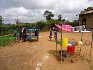 The Water Project : uganda6060-30-new-plate-rack