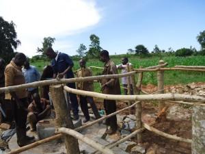 The Water Project : uganda671-15