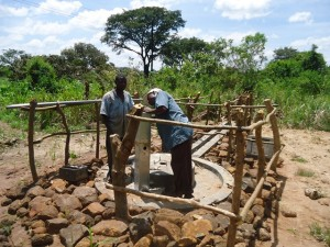 The Water Project : uganda676-15