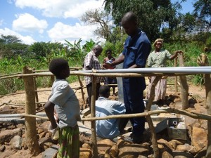 The Water Project : uganda676-17