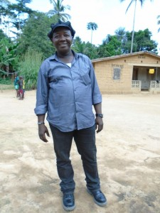 The Water Project : sierraleone5057-03-person-interviewed