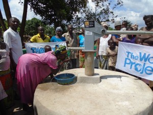 The Water Project : sierraleone5059-06-drinking-clean-water