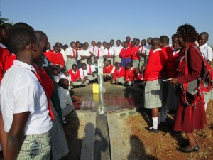 The Water Project : kenya4333-87-handing-over-shisango