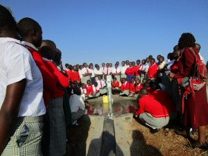 The Water Project : kenya4333-92-shisango-well-handing-over