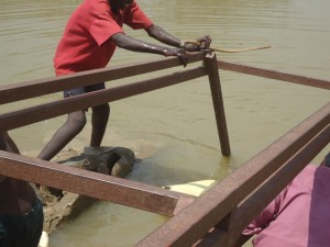 The Water Project : uganda678-04-previous-water-source