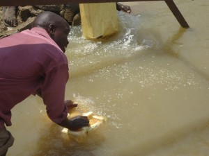 The Water Project : uganda678-05-previous-water-source