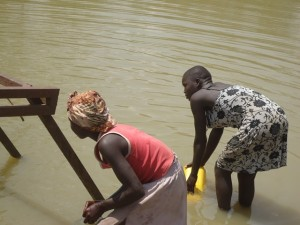 The Water Project : uganda678-06-previous-water-source