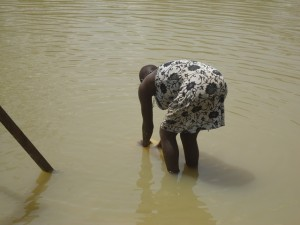 The Water Project : uganda678-07-previous-water-source