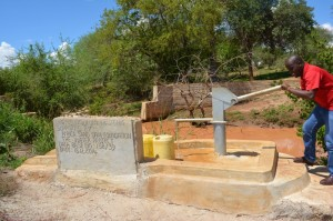 The Water Project : kenya4297-82-insunguluni-shallow-well