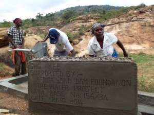 The Water Project : kenya4299-71-kee-3-shallow-well