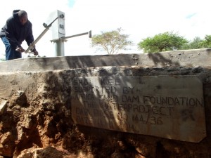 The Water Project : kenya4307-19-kee-2-shallow-well-complete