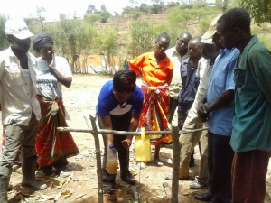 The Water Project : kenya4308-45-wash-training