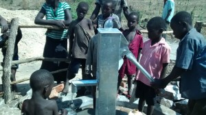 The Water Project : uganda680-21-well-complete