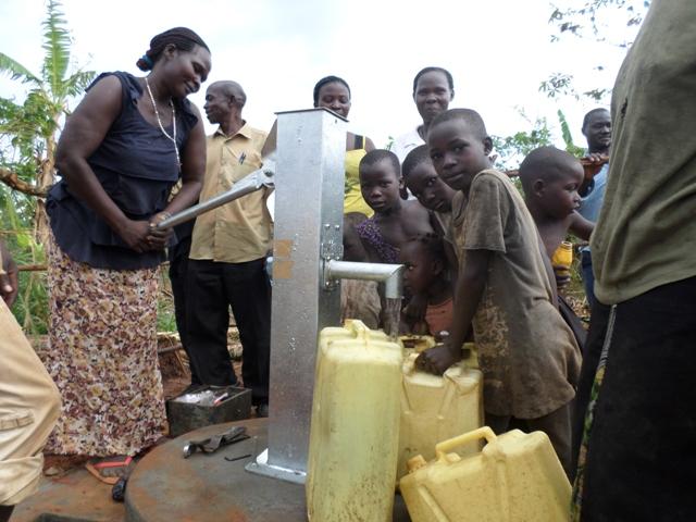 Photo of Kigumba Kyamugwera Hand Dug Well