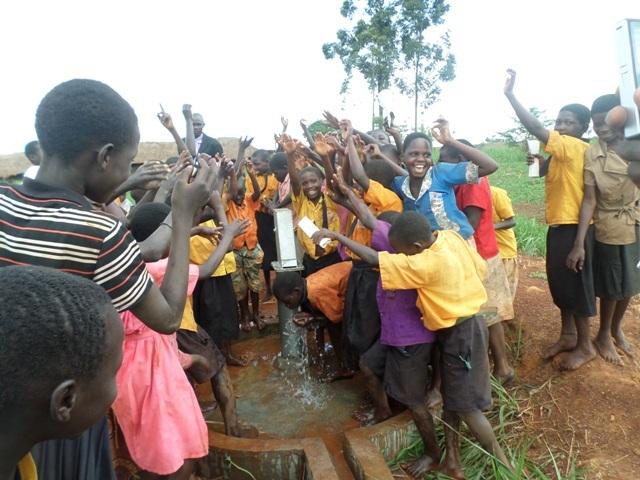 Photo of LAMVORONGUR COMMUNITY SCHOOL BOREHOLE