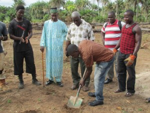 The Water Project : sierraleone5070-19-groundbreaking-ceremony