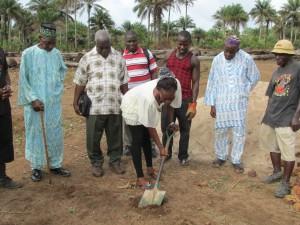 The Water Project : sierraleone5070-20-groundbreaking-ceremony