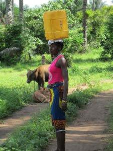 The Water Project : sierraleone5070-79-pumping-safe-water