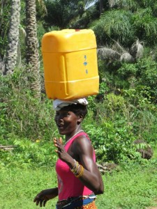 The Water Project : sierraleone5070-80-pumping-safe-water