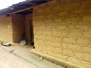 The Water Project : sierra-leone5066-10-mud-houses