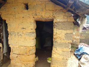The Water Project : sierra-leone5066-12-latrine-slightly-improved