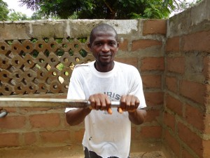 The Water Project : sierra-leone5066-26-well-before-rehab