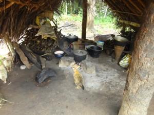 The Water Project : sierra-leone5072-07-inside-kitchen-area