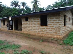 The Water Project : sierra-leone5072-16-umc-school-church-newer-bigger-bldg-to-rent