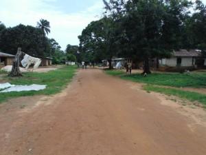 The Water Project : sierra-leone5072-21-village-shot