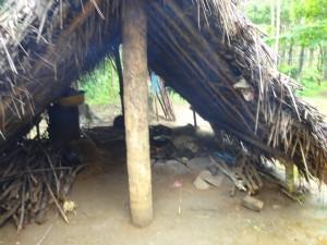 The Water Project : sierra-leone5074-13-kitchen-1