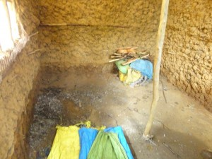 The Water Project : sierra-leone5074-18-improved-kitchen-with-store-inside