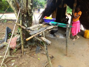 The Water Project : sierra-leone5074-33-drying-rack