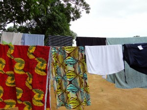 The Water Project : sierraleone5061-06-clothsline-4