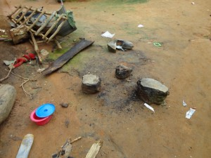 The Water Project : sierraleone5061-11-dirty-kitchen-area